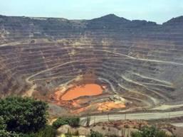 8,凹山矿坑